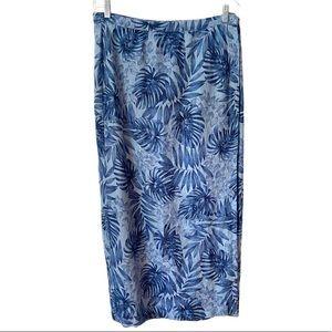 Linen MIdi Wrap Skirt by Jones New York 14